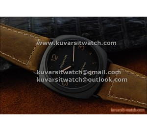 "1:1 PANERAI PAM 643 CERAMIC WITH HOBNAIL DIAL BEST EDITION FROM "" KW """