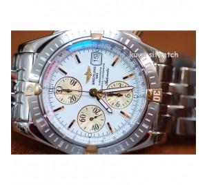 REPLICA BREITLING CHRONOMAT EVO WHITE ULTIMATE EDITION V3