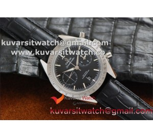 OMEGA SPEEDMASTER MOONWATCH CO-AXIAL '57 SS CHRONO BLACK DIAL.A9300
