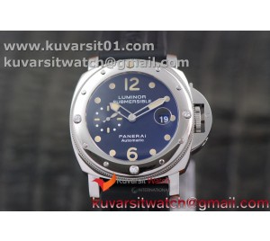 "1:1 PANERAI LUMINOR SUBMERSIBLE AUTOMATIC 44MM PAM 024  ""V2"" BEST EDITION FROM "" XF"""