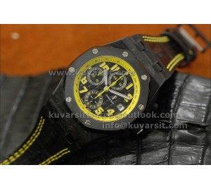 AUDEMARS PIGUET OFF SHORE BUMBLE BEE CARBON