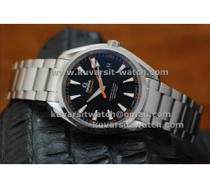 KW 1:1 OMEGA SEAMASTER CO AXIAL AQUA TERRA 150M. ORANGE
