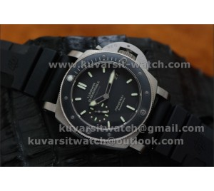 1:1 KW PAM389 SUBMERSIBLE AMAGNETIC TITANIUM BEST EDITION.. SEAGULL ST2555