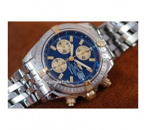 REPLICA BREITLING CHRONOMAT EVO BLUE ULTIMATE EDITION V3