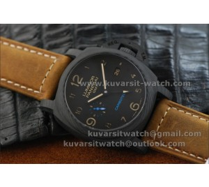 "KW 1:1 PANERAI PAM441 O REAL CARBON  ""SPECIAL"" ONLY 400 PIECES"
