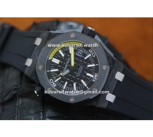 1:1 AUDEMARS PIGUET ROYAL OAK OFF SHORE DIVER FORGED CARBON BEST EDITIOND FROM 'KW""