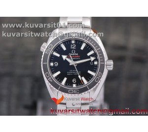 PLANET OCEAN PROFESSIONAL CERAMIC BEZEL(SLIVER 369) 42MM 1:1 MK BEST EDITION ON SS BRACELET A8500