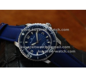 BLANCPAIN FIFTY FATHOMS BLUE 1:1 NOOB BEST EDITION...A2836