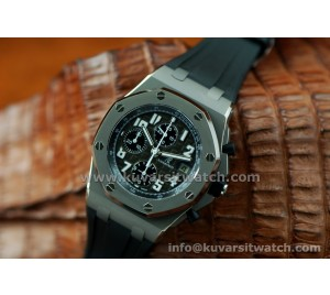 AUDEMARS PIGUET R.O. OFFSHORE CHRONOPASSION LIMITED EDITION.TITANIUM
