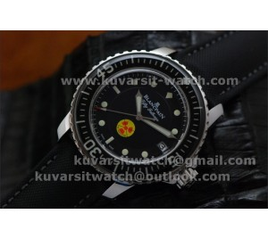 "BLANCPAIN FIFTY FATHOMS 1:1 NOOB BEST EDITION ""NO RADIATION"" .A2836"