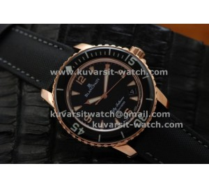BLANCPAIN FIFTY FATHOMS ROSE GOLD 1:1 NOOB BEST EDITION.A2836