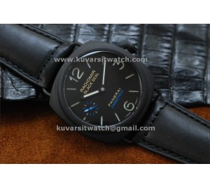 "1:1 PANERAI PAM 292 O SERIES  REAL CARBON CASE SPECIAL EIDTION FROM "" KW """