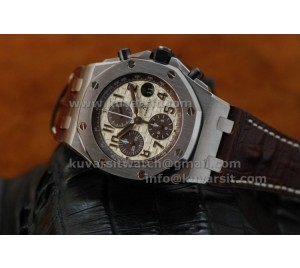 "AUDEMARS PIGUET ROYAL OAK OFF SHORE  2014 SAFARI FOM "" JF """