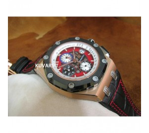 REPLICA AUDEMARS PIGUET ROO BARRICHELLO III. LIMITED EDT. 257 UNIT