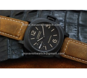 PANERAI PAM417 CARBON SPECIAL EDITION NEW YORK BOUTIQUE EDITION ''KW''