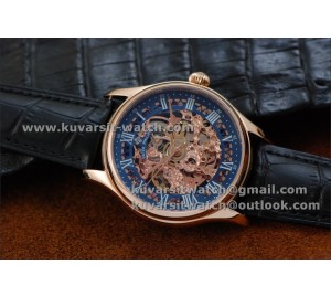 PATEK PHILIPPE SKELETON  ROSE GOLD AUTOMATIC