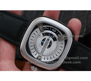 SEVENFRIDAY M1-1 1:1 BEST VERSION WITH MIYOTA 8215 WHITE DIAL
