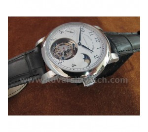 REPLICA A.LANGE & SOHNE REAL TOURBILLION SEAGULL AND MOON PHASE WHITE