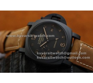 "1:1 PANERAI PAM441 O REAL CERAMIC "" KW "" BEST EDITION. SEAGULL MOVEMENT"