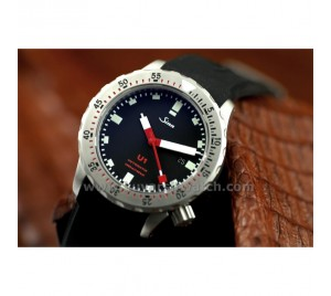 SINN U1 ALL SANDBLASTED STAINLESS STEEL. SWISS ETA. ULTIMATE EDITION