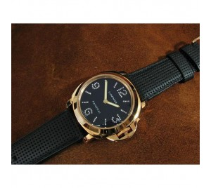 PANERAI BASE GOLD.SWAROWSKI STONES FOR WOMAN