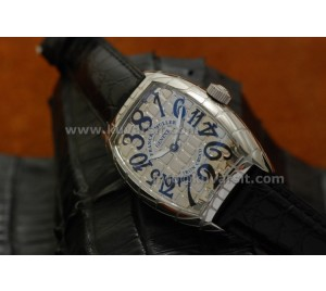 FRANCK MULLER IRON CROCO CRAZY HOURS