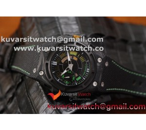 "1:1 LINDE WERDELIN SPIDOLITE TECH II GREEN  REAL FORGED CARBON FROM "" KW """