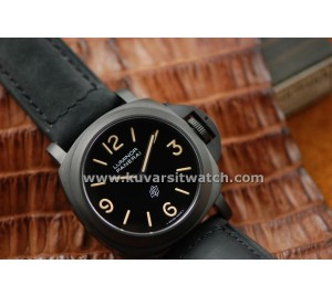 PANERAI PAM 360 PANERISTI.COM SPECIAL EDITION BBQ. LATEST UPGRADED 1:1. BLACK ASSO