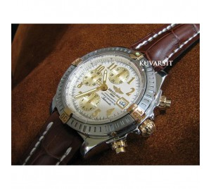 REPLICA BREITLING CHRONOMAT EVO.TWO TONE. V1